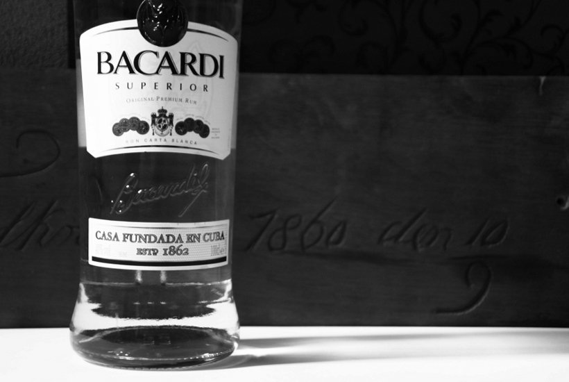 Bacardi Bar poster