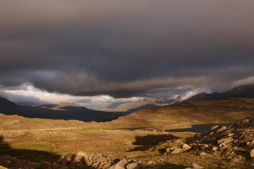 near Egilstadir